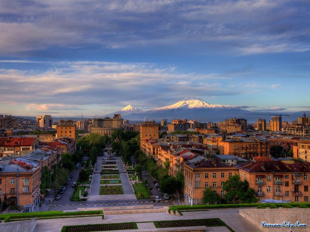 Фото Еревана и Армении
